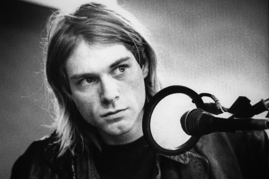 Kurt Cobain's 22-Year Aftermath