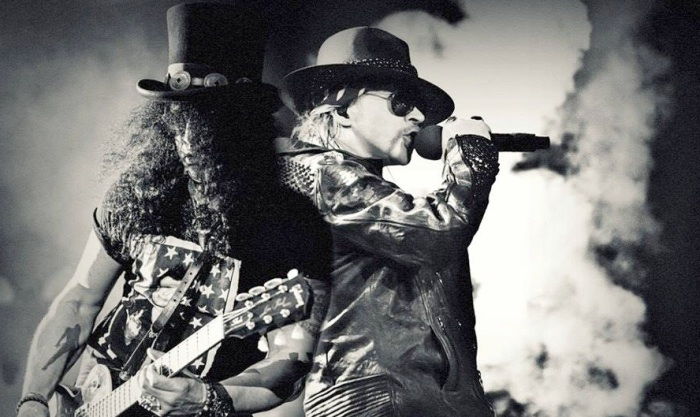 Guns N' Roses: Not In This Lifetime!