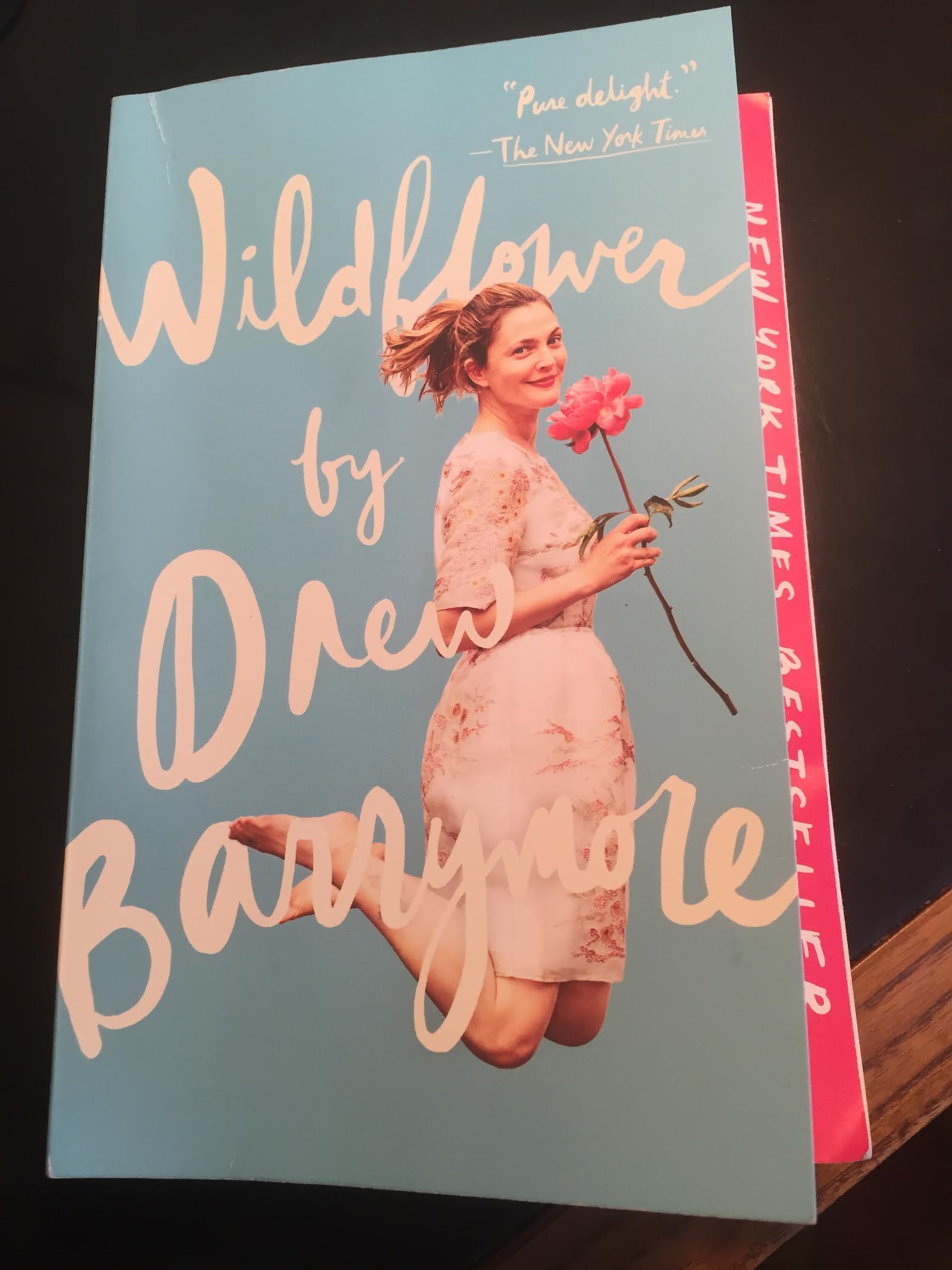 """Drew Barrymore's """"Wildflower"""""""