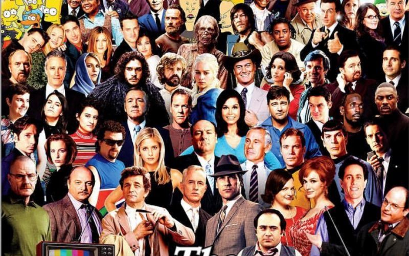 100 Greatest TV Shows of All Time