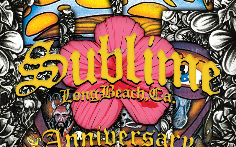 Sublime Celebrates 25 Years AKA We're Old