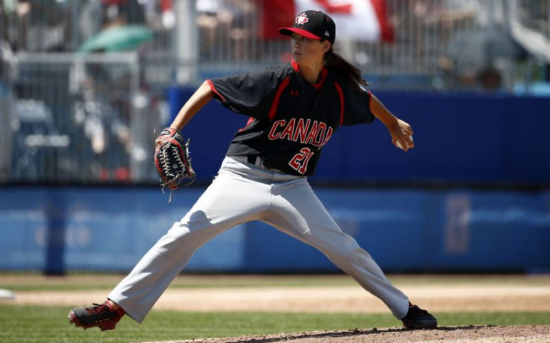 Female Pitchers Making Headlines