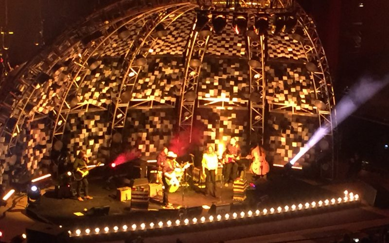 Chris Stapleton Brought Me Back To Red Rocks