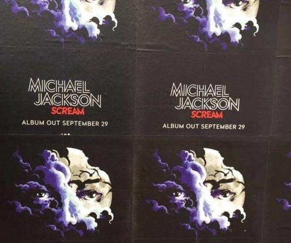 """Michael Jackson's """"New"""" Album"""