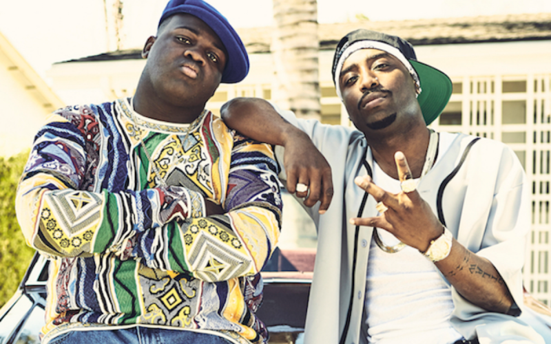 """Unsolved"" Digs Deep Into Tupac And Biggie"