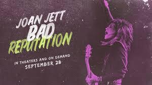 "Joan Jett's ""Bad Reputation"""
