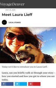 Meet Laura Lieff - voyagedenver.com